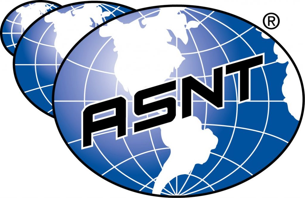 ASNT non destructive testing and inspection