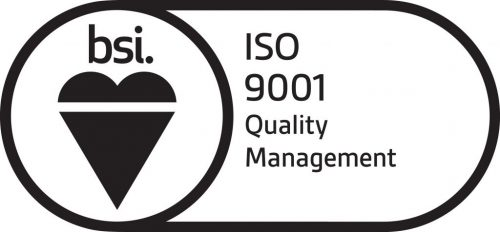 ISO 9001 : Quality Management Logo