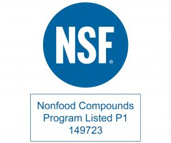NSF Approved food safe penetrant