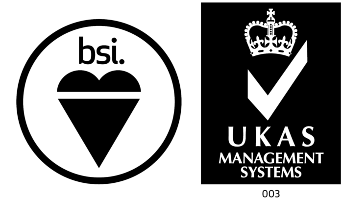 BSI ISO 9001 : 2015 Accreditation for Independent Integrity Inspection Limited